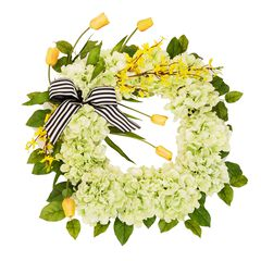 Savannah Square Wreath,