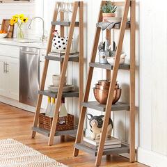 Eli Standing Ladder Shelf,