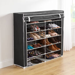 Eve Double Shoe Rack,