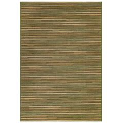 "Liora Manne Marina Stripes Indoor/Outdoor Rug 23""X7'6"","