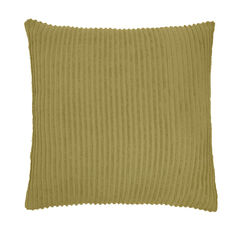 "Chenille 16"" Square Pillow, PEAR"