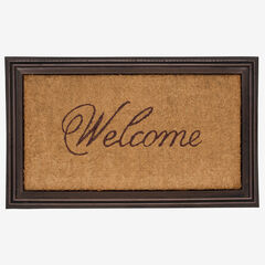 Essex Coir Welcome Mat,