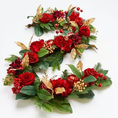 Royalty 6' Garland,