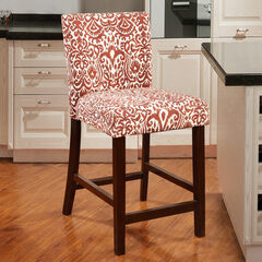 "Morocco Counter Stool 24""H,"