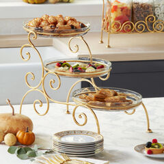3-Tier Server with Bowls,