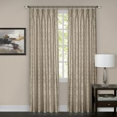 Windsor Pinch Pleat Window Curtain Panel,