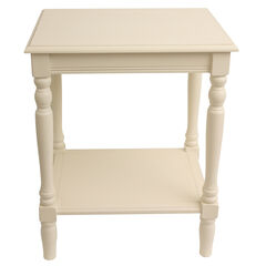 Simplicity Antique White Table,
