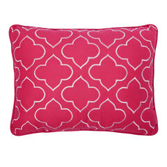BrylaneHome® Studio Chloe Floral Breakfast Pillow,