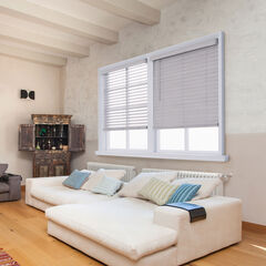 """Cut-To-Width 2½"""" Distressed FW Blind,"""