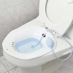 Collapsible Sitz Bath,