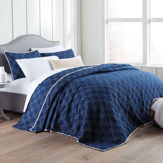 Midnight Stars Bedspread,