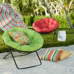 Folding Moon Chair,