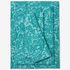 BH Studio 1000-TC. Sheet Set, SEAGLASS DAMASK