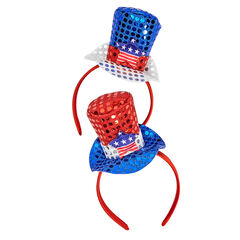 Americana Headbands, Set of 2,