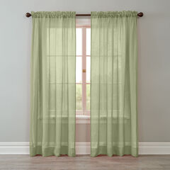 Crushed Voile Window Collection,