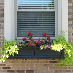 Fairfield 4' Window Box,
