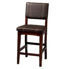 "Bar Stool, 17¾""Wx19½""Dx30""H,"