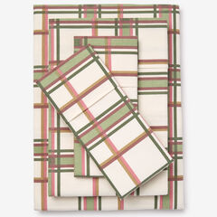 Bed Tite™ Flannel Sheet Set, MAUVE PLAID