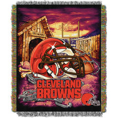 Browns Home Field Advantage Throw,