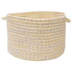 Shine Sunset Yellow Multi Basket ,