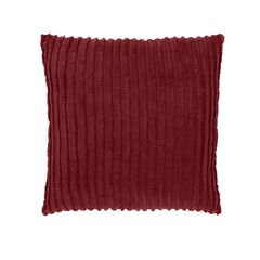 Chenille 16' Square Pillow,
