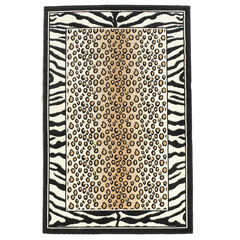 Capri Animal 5' x 7' Area Rug,