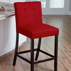 Aida Extra-Wide Counter Stool,