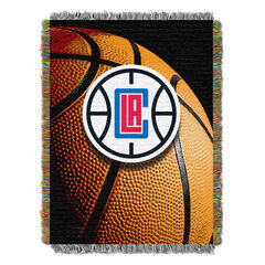 Clippers Photo Real Throw,