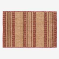 "Carmel Indoor/Outdoor Bold Stripe Rug 3'3"" x 4'11"","