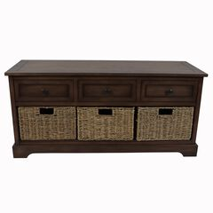 Montgomery Bench British Brown ,