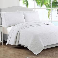 Estate Collection Seaside Quilt Set,
