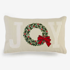 Holiday Lumbar Pillow,