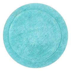 Bloomfield Round Bath Rug Collection,