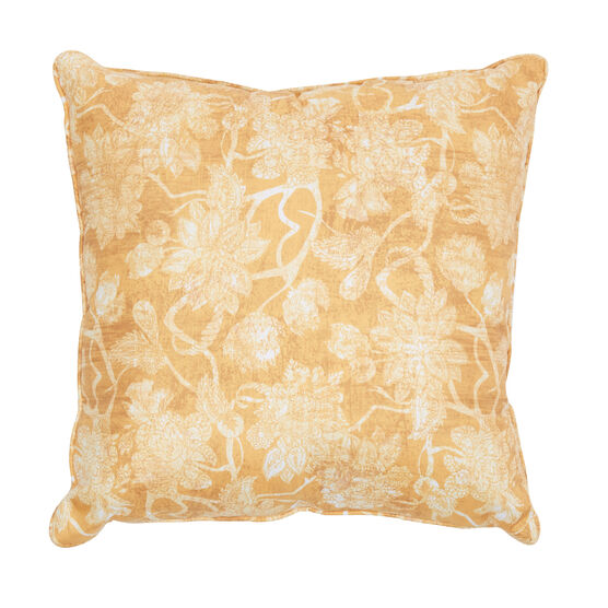"BrylaneHome® Studio Arya 16"" Sq. Pillow, MULTI"