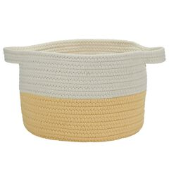 Raindrop Orange Basket,