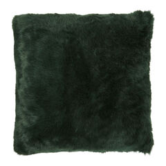 Faux Fur Pillow,