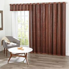 Bamboo Grommet Window Collection,
