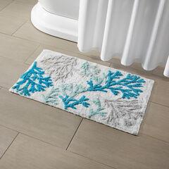 Coral Reef Bath Mat,
