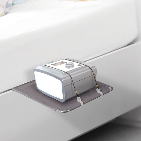 CPAP Bedside Table, GRAY