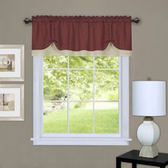 Charlotte Window Curtain Valance,