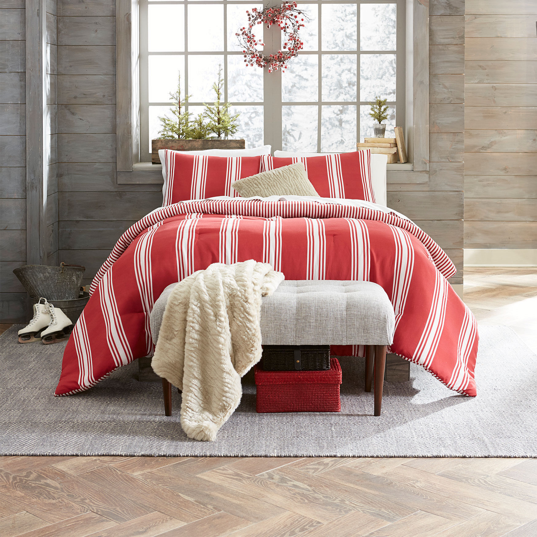 BH Studio® 4 Pc. Comforter Set