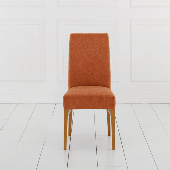 BH Studio Ikat Stretch Dining Room Chair Slipcover,