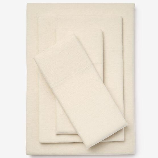 Bed Tite™ Solid Flannel Sheet Set,