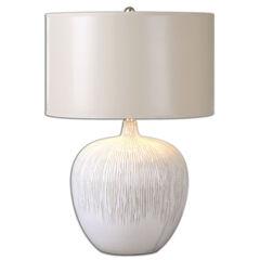 Georgios Textured Ceramic Lamp,