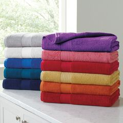BrylaneHome® Studio Oversized Cotton Bath Sheet,