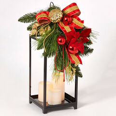 Red Ribbon Lantern, MULTI