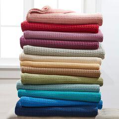 BH Studio Primrose Cotton Blanket Collection,