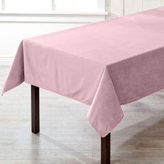 "60"" x 120"" Venice Velvet Tablecloth,"
