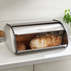 Stainless Steel Bread Box, STAINLESS