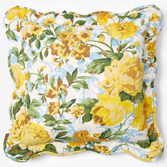 """Florence 16"""" Square Pillow, FLORAL MULTI"""
